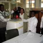 Donation of PPD to Mt. Meru Hospital to test for Tuberculosis