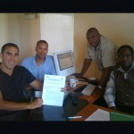 Wheels of Action and Orphans Foundation Fund signing of MoU