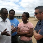 USAID and the USAF with Orphans Foundation Fund at the Water system for Lengast Masai Village
