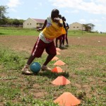 Preparing for the Orphan Games in Arusha, sponsored by Orphans Foundation Fund, Wheels of Action, and Vodacom!