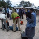 Water Solution water survey for Orphans Foundation Fund in Tanzania.