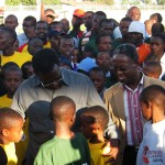 Orphan Games in Arusha by Orphans Foundation Fund, Wheels of Action, and Vodacom