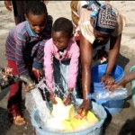 Water pump installation in the Zaire ward of Tanzania Africa by Orphans Foundation Fund