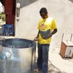 Orphans Foundation Fund CORDAID Street Children Project boy Welding