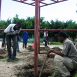 Water Solutions installation in Tanzania Africa for Orphans  Foundation Fund water project
