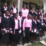 Orphans Foundation Fund Chiswea Street Children Project Young Adults learning hotel services