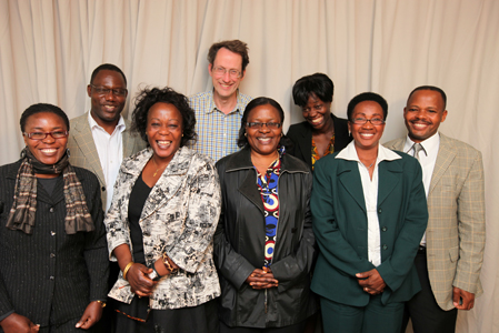 Orphans Foundation Fund Advisory Board meeting at Kibo Palace Hotel in Arusha Tanzania Africa