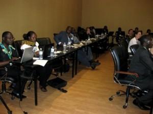 Orphans Foundation Fund conference in Kampala Uganda