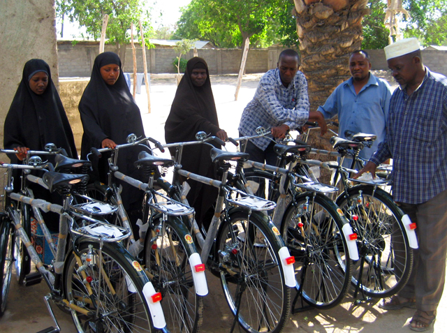 Bikes for Muslims
