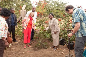 Orphans Foundation Fund Njiro tree planting