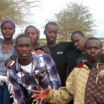 Orphans Foundation Fund trip to Ngorongoro Crater